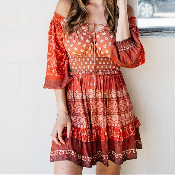 Spell & The Gypsy Collective Dresses & Skirts - Spell & The Gypsy Collective Tuula Gypsiana Dress